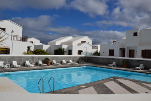 Pool Apartment Playa Honda die Kanaren Insel Lanzarote