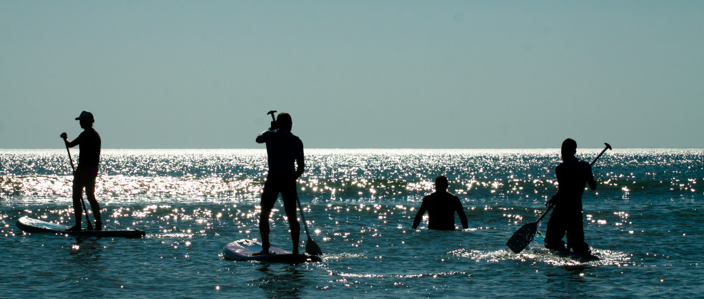 Stand Up Paddle Boarding Kurs