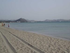 Kite und SUP Strand Playa de Muro Mallorca