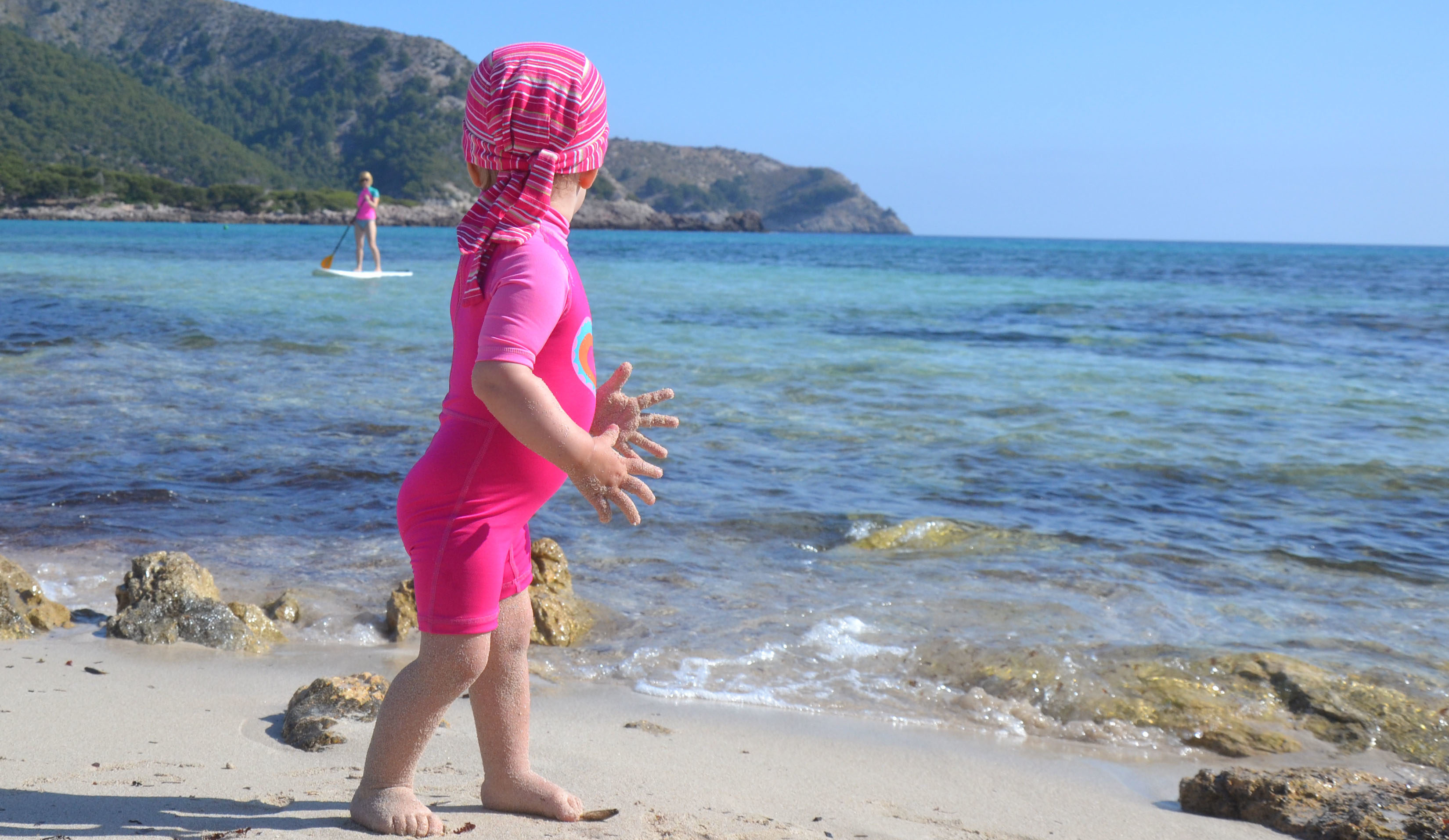Strand von Calla Agulla bei Calla Ratjada Mallorca