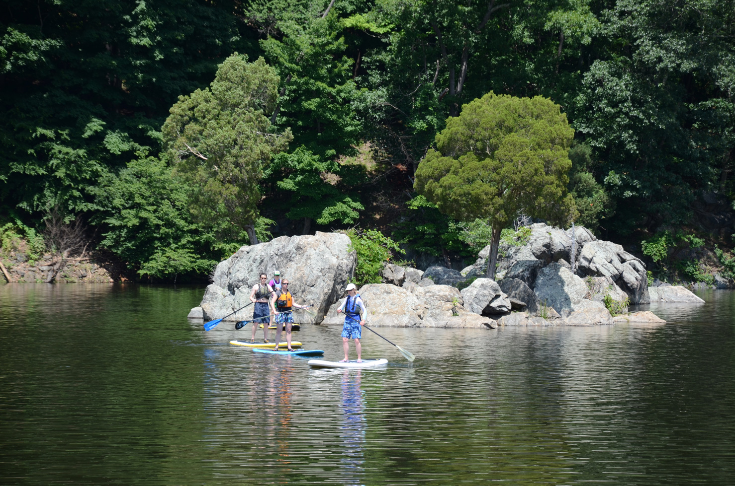SUP Kurs Titisee Stand up paddle kurs Titisee Schwarzwald Freiburg