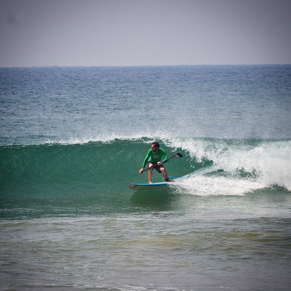 SUP surfing Sri Lanka