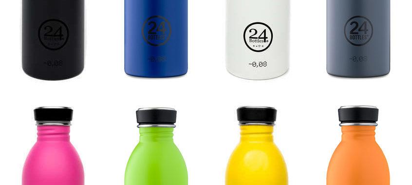 Edelstahl Trinkflaschen im Vergleich