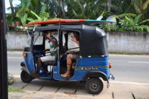 SUP surfing Sri Lanka: Familienreise ins Paradies