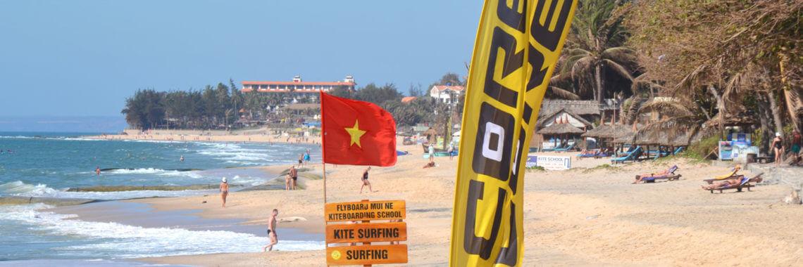 Kite Reise nach Vietnam